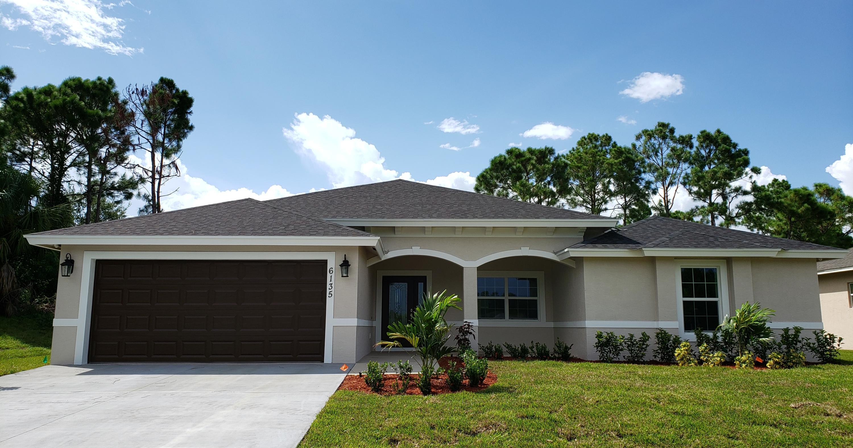 6135 Nw Densaw Terrace, Port Saint Lucie, FL 34986