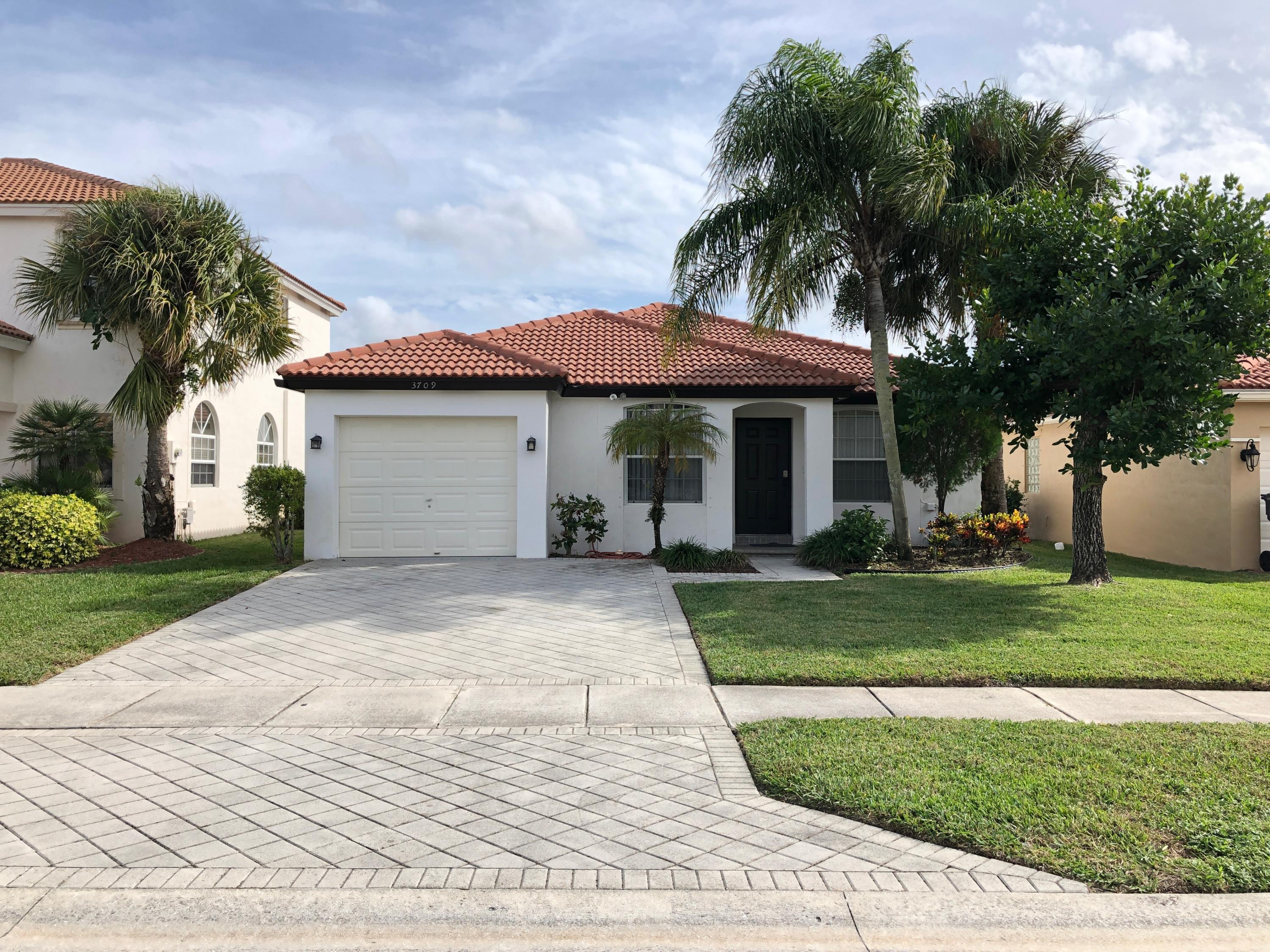 3709 Miramontes Circle, Wellington, FL 33411