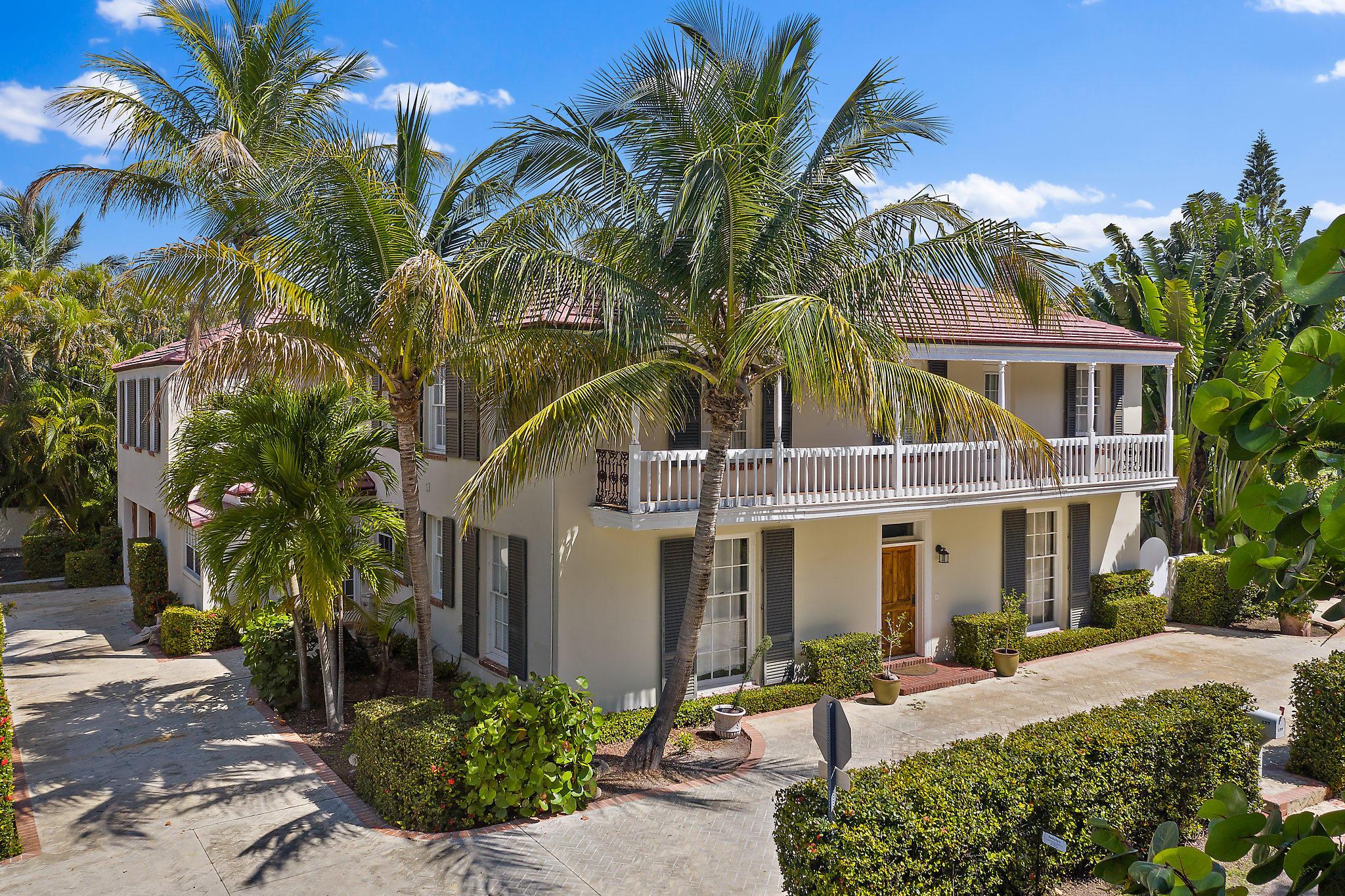 177 Queens Lane, Palm Beach, FL 33480