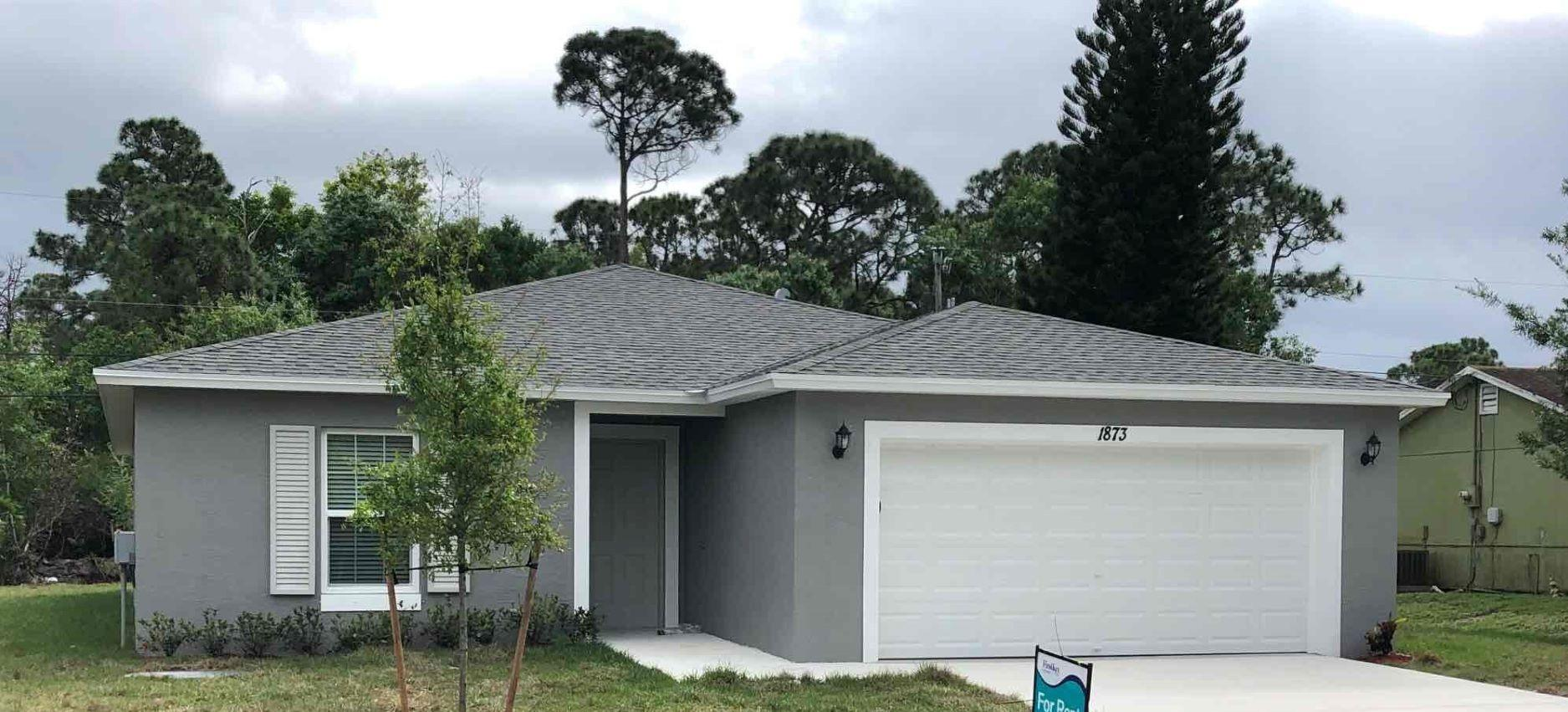 1873 Sw Logan Street, Port Saint Lucie, FL 34953