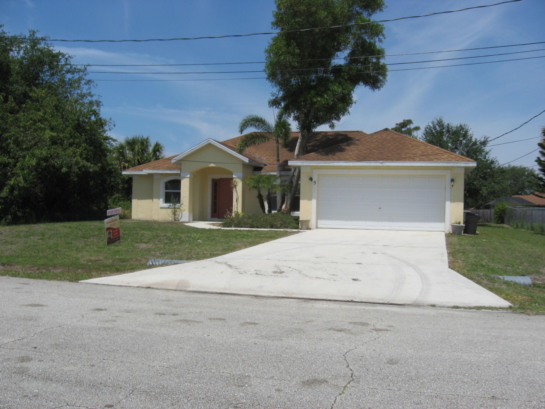 509 Sw Cherryhill Road, Port Saint Lucie, FL 34953