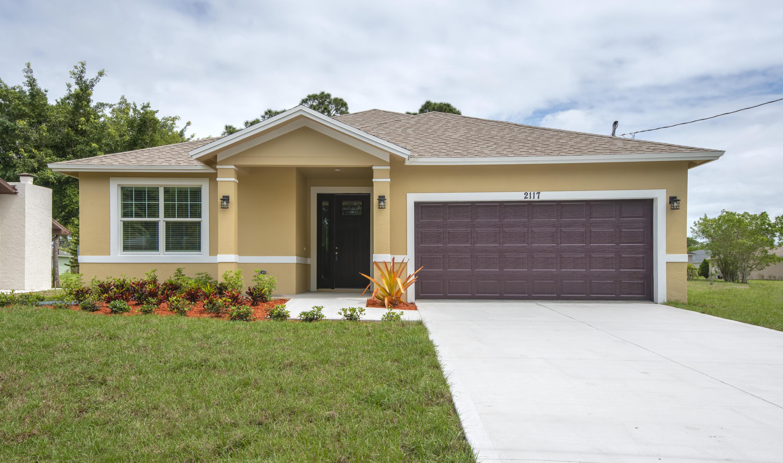2117 Se Kail Street, Port Saint Lucie, FL 34984