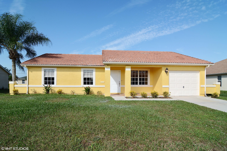3462 Sw San Benito Street, Port Saint Lucie, FL 34953