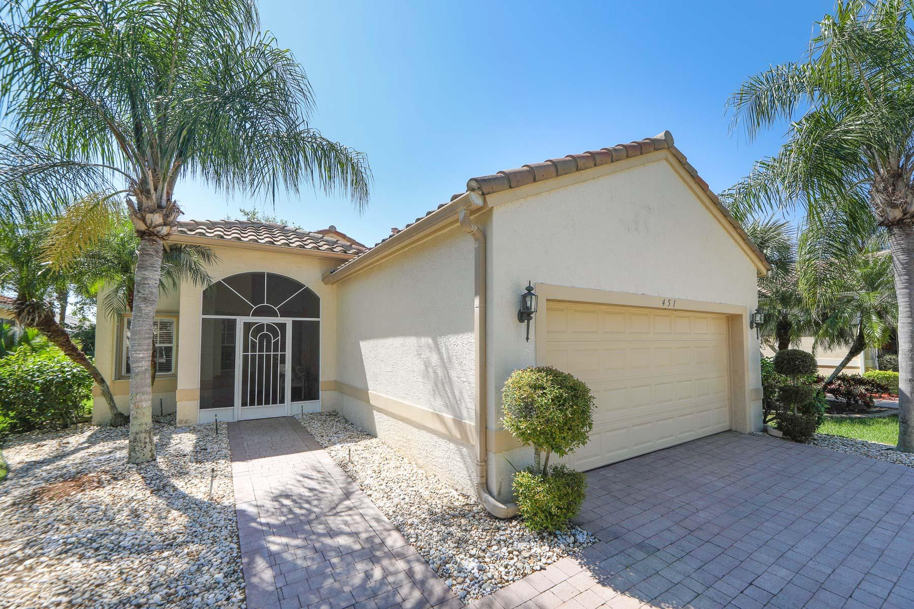 451 Nw Lismore Lane, Port Saint Lucie, FL 34986