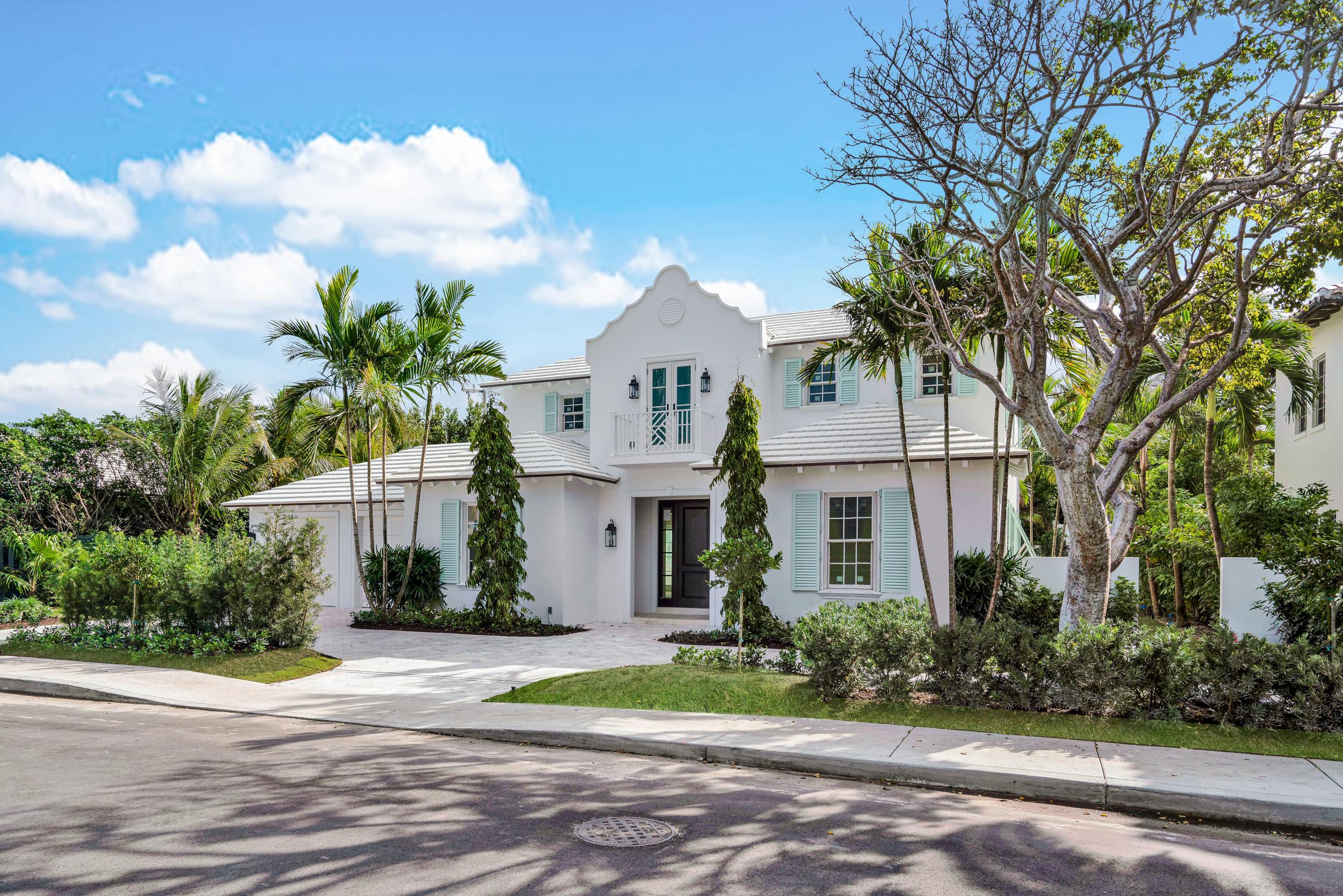 154 Atlantic Avenue, Palm Beach, FL 33480
