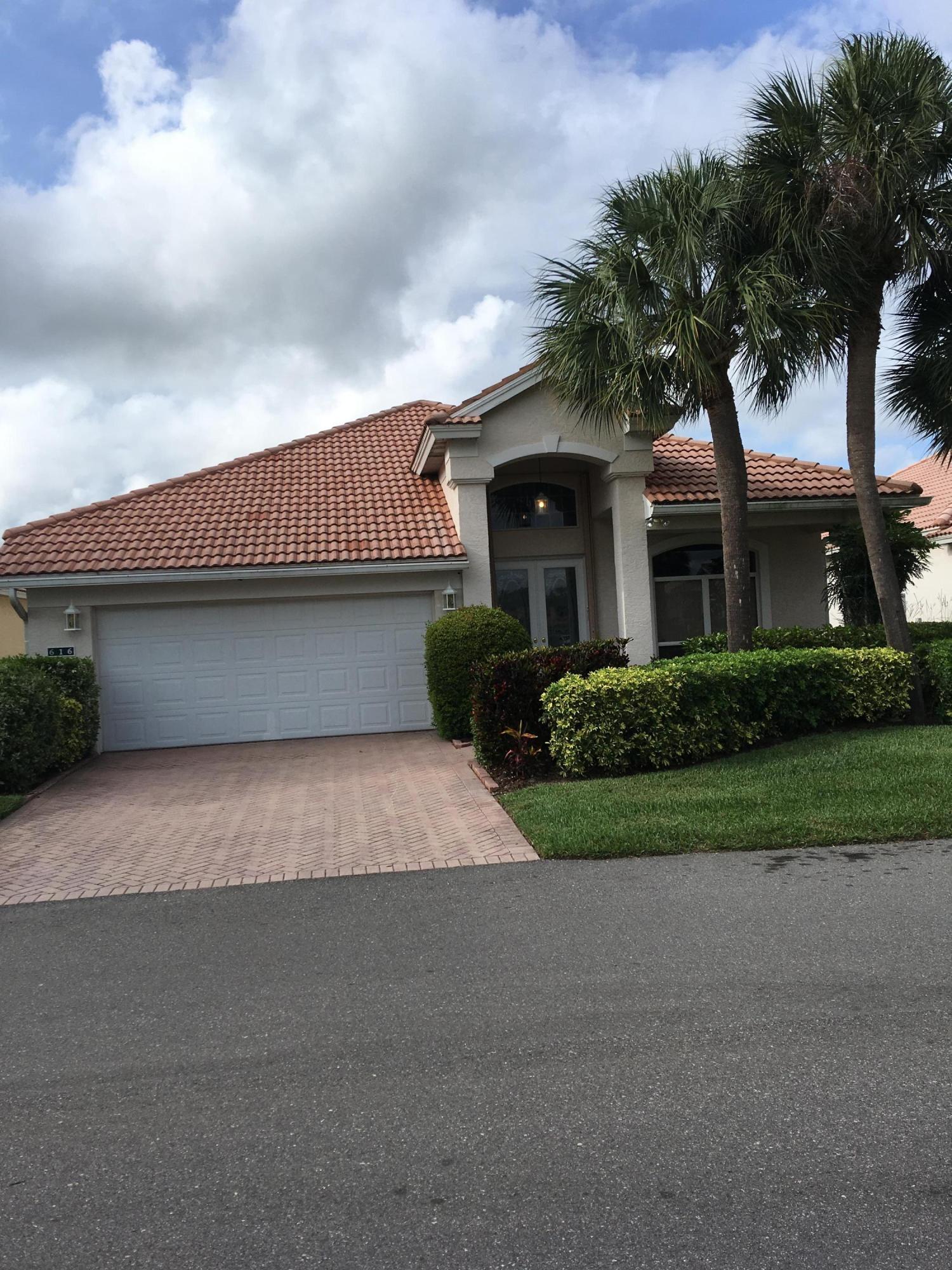616 Nw Lambrusco Drive, Saint Lucie West, FL 34986