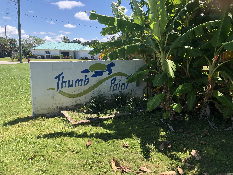 Tbd Thumb Point, Hutchinson Island, FL 34949