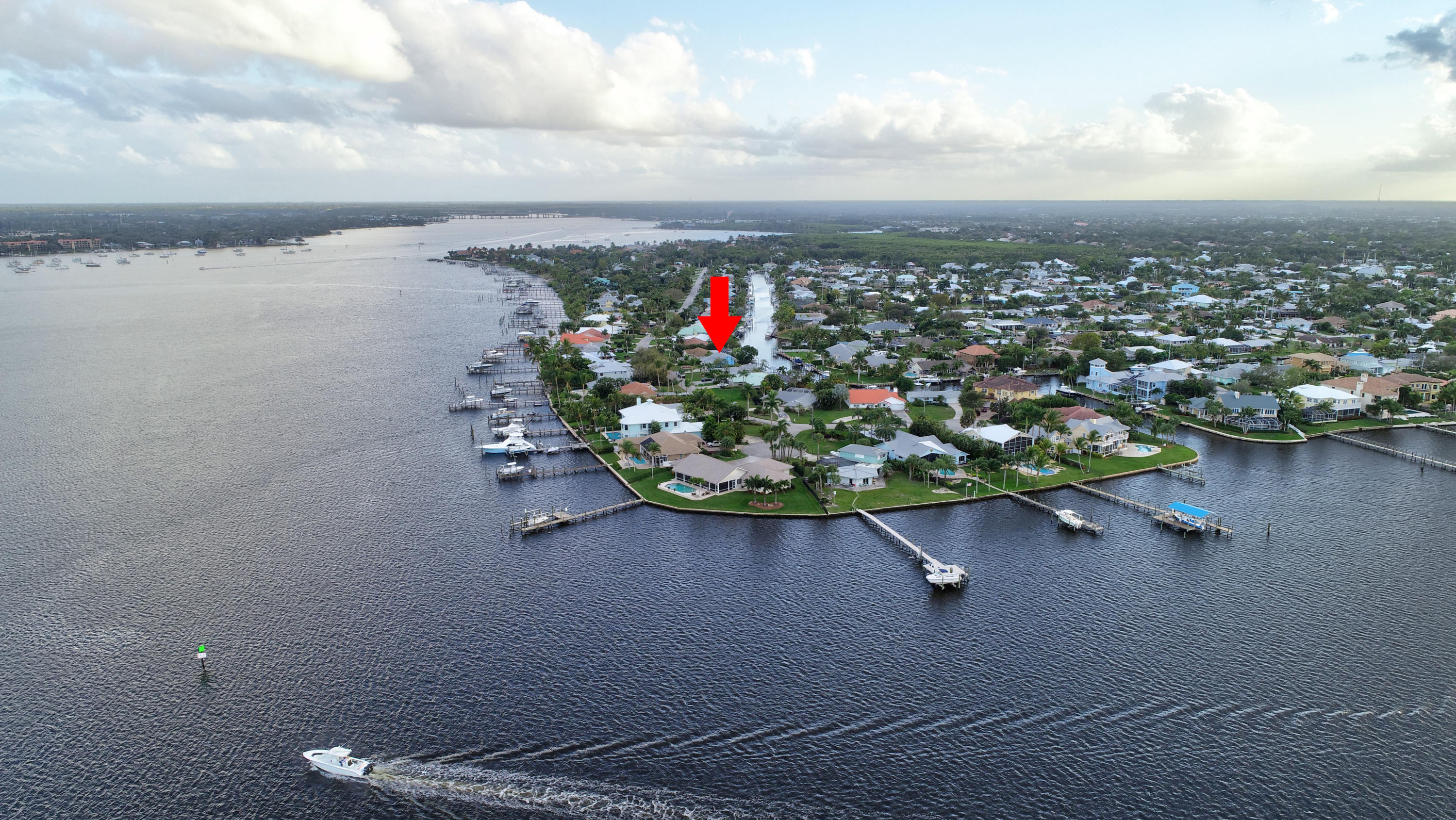 1239 Sw Dyer Point Road, Palm City, FL 34990