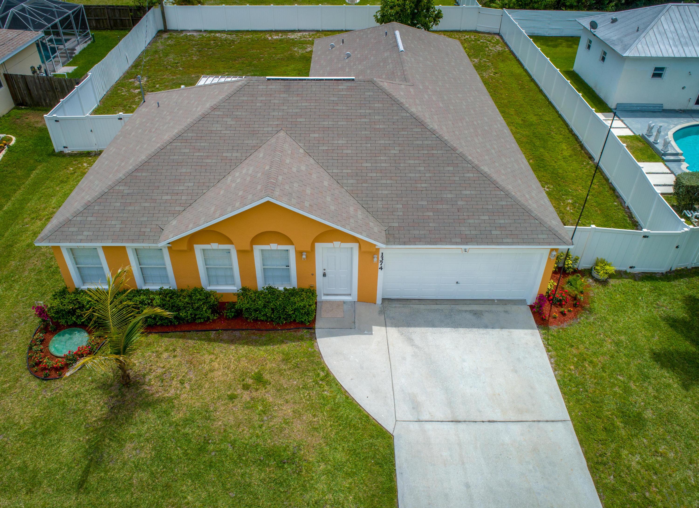 1374 Sw Paar Drive, Port Saint Lucie, FL 34953