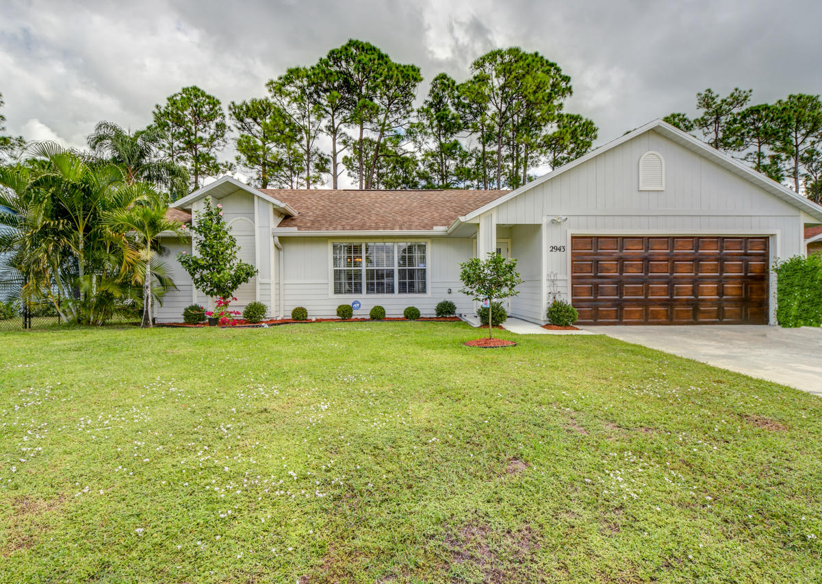 2943 Sw Collings Drive, Port Saint Lucie, FL 34953