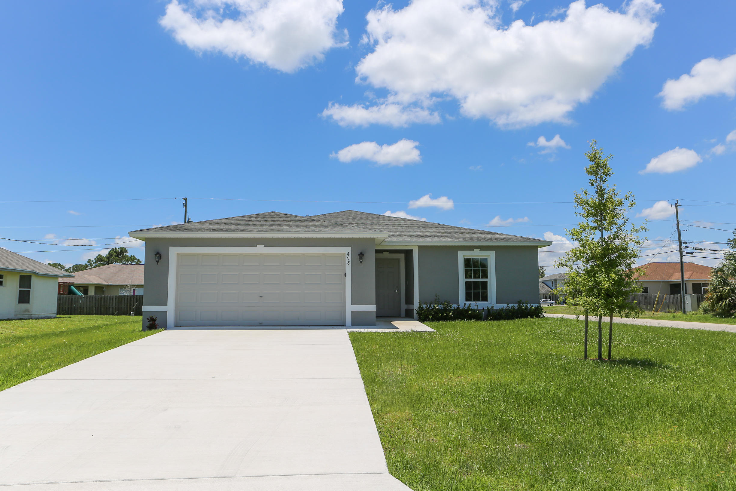 498 Sw Dailey Avenue, Port Saint Lucie, FL 34953