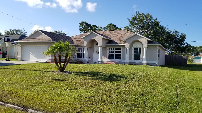 985 Sw Eureka Avenue, Port Saint Lucie, FL 34953