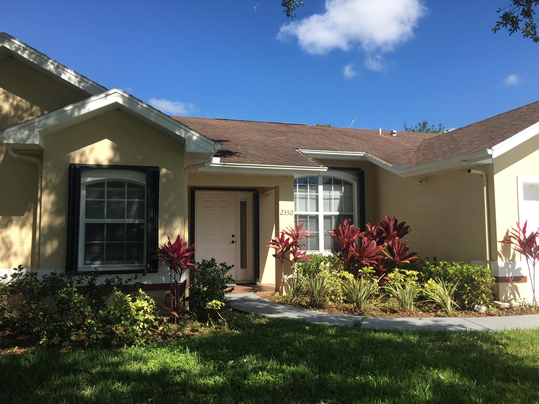 2350 Sw Wynnewood Street, Port Saint Lucie, FL 34953