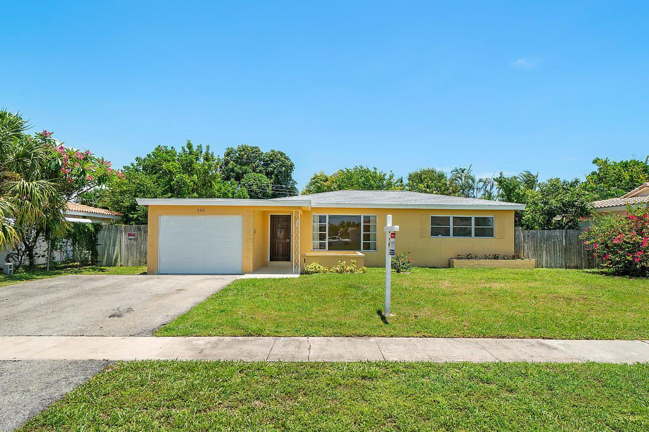 399 Ne 28th Street, Boca Raton, FL 33431