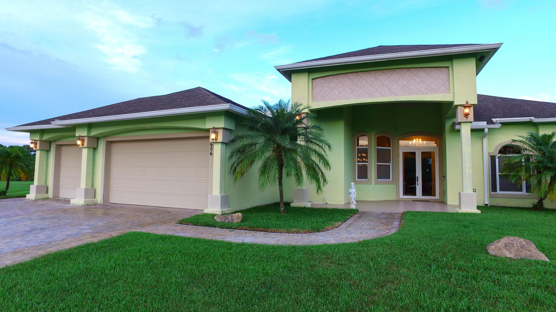 3606 Sw Perry Court, Port Saint Lucie, FL 34953
