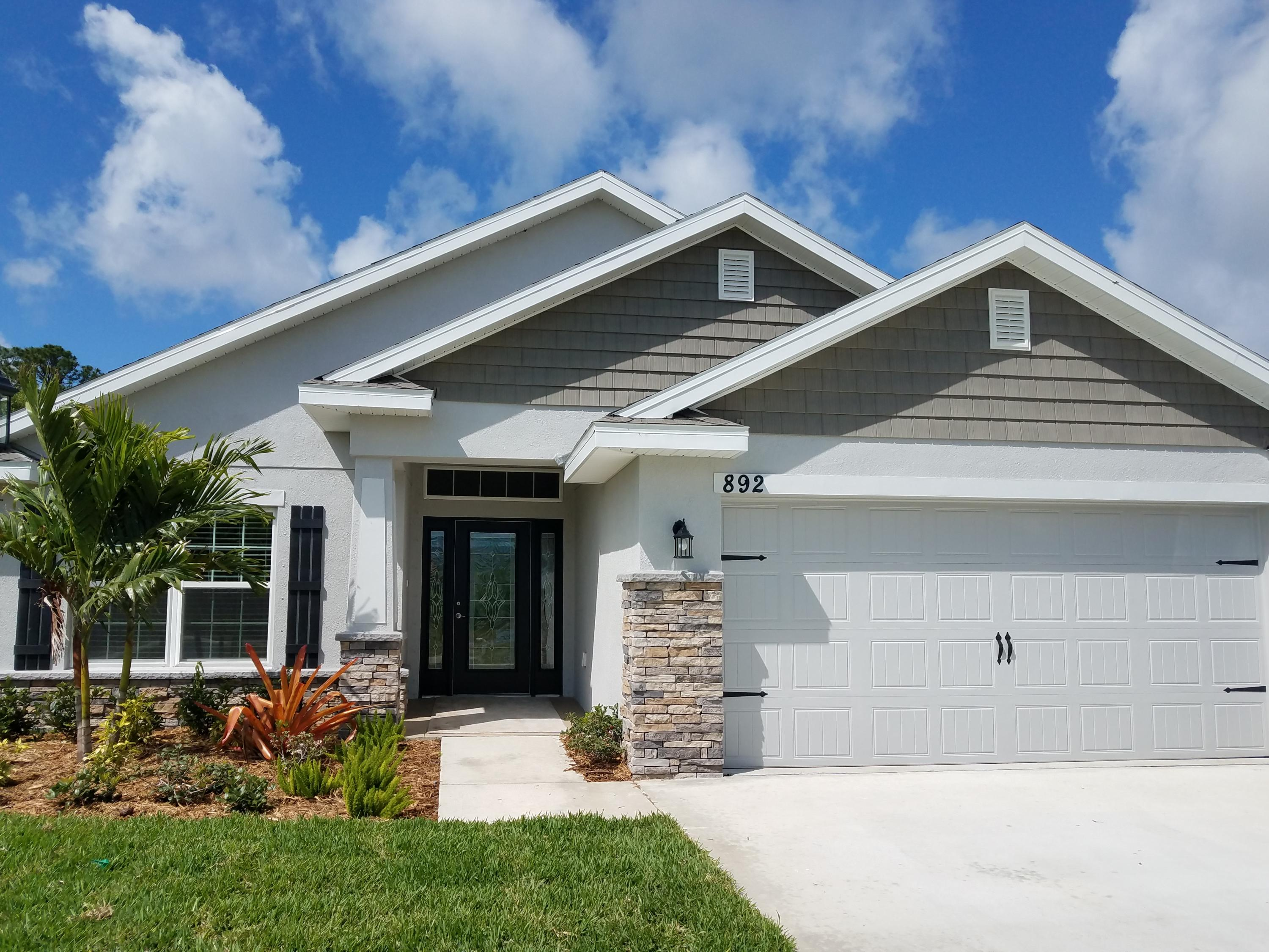 874 Ne Whistling Duck Way, Port Saint Lucie, FL 34983