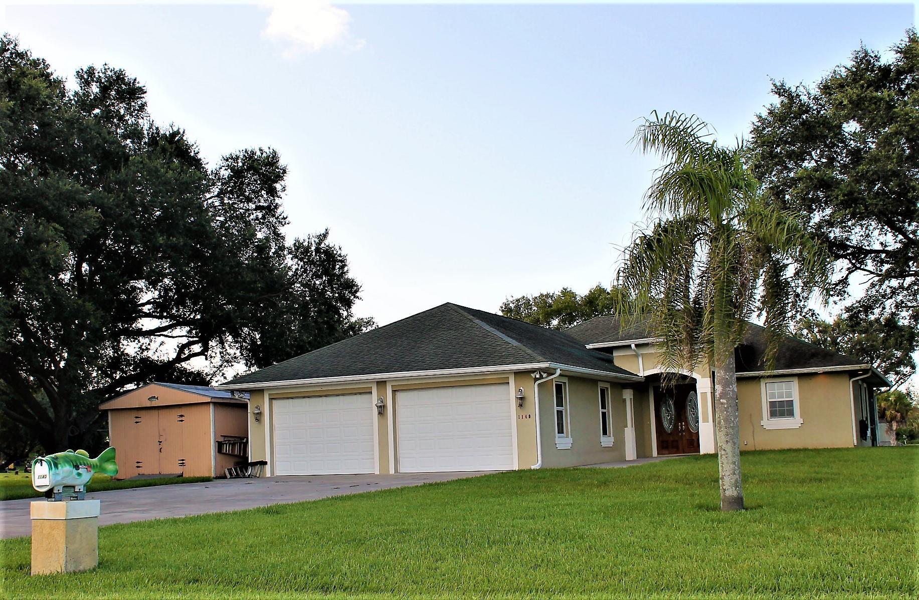1140 Azalea Avenue, Moore Haven, FL 33471