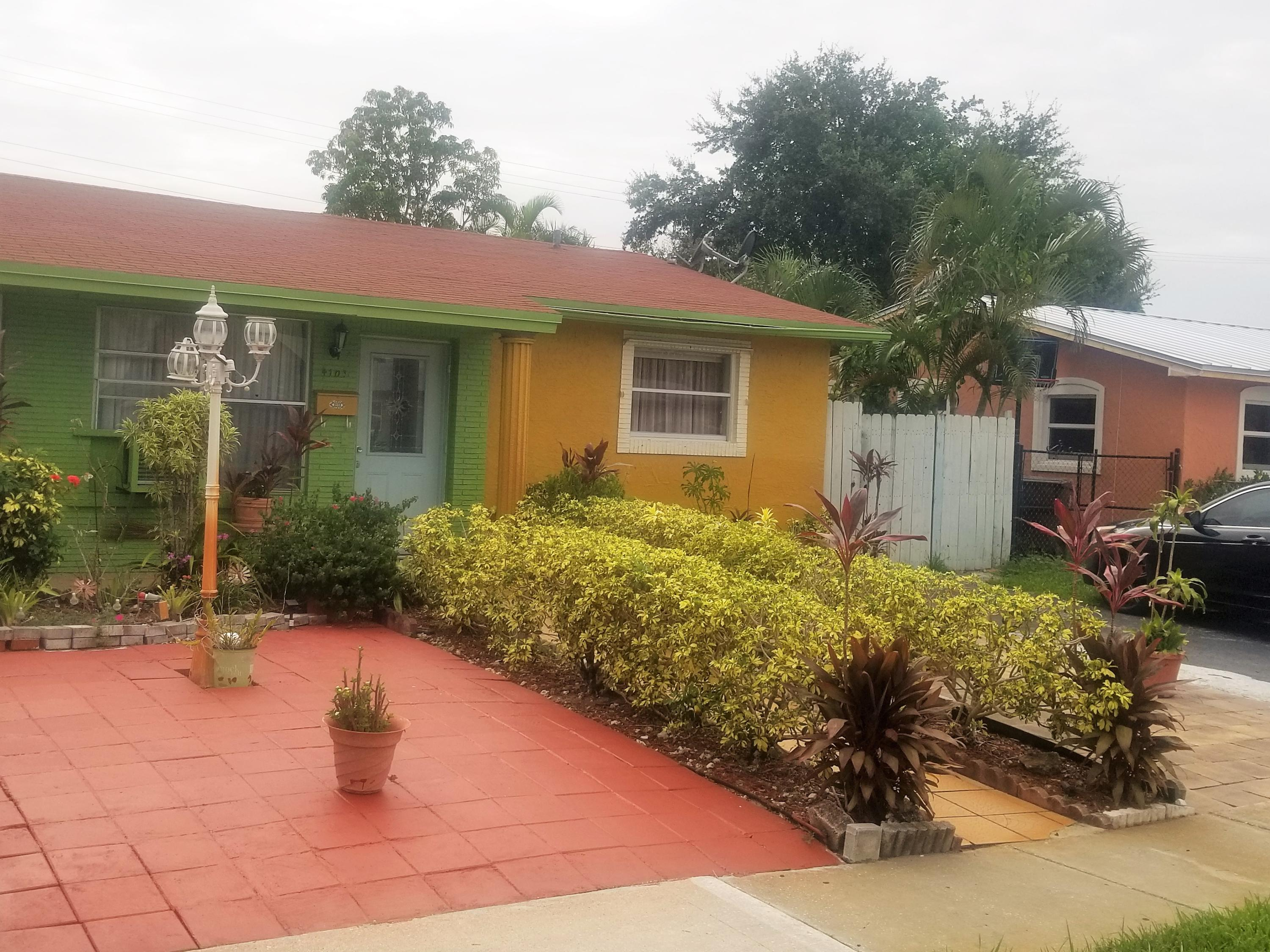 4103 Nw 39th Avenue, Lauderdale Lakes, FL 33309