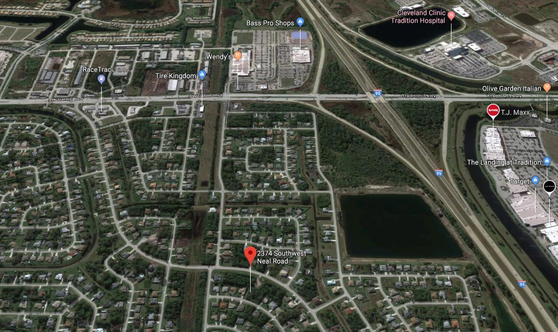 2374 Sw Neal Road, Port Saint Lucie, FL 34953