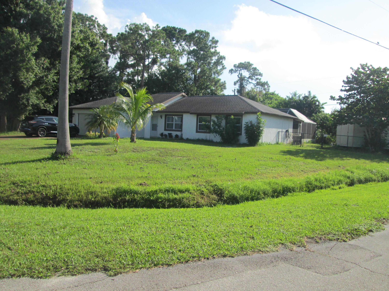 2497 Sw Warwick Street, Port Saint Lucie, FL 34953