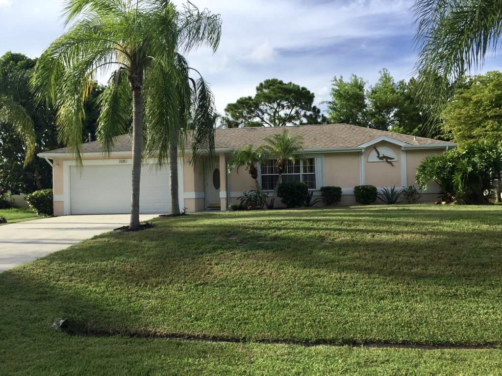 1081 Sw Cornelia Avenue, Port Saint Lucie, FL 34953