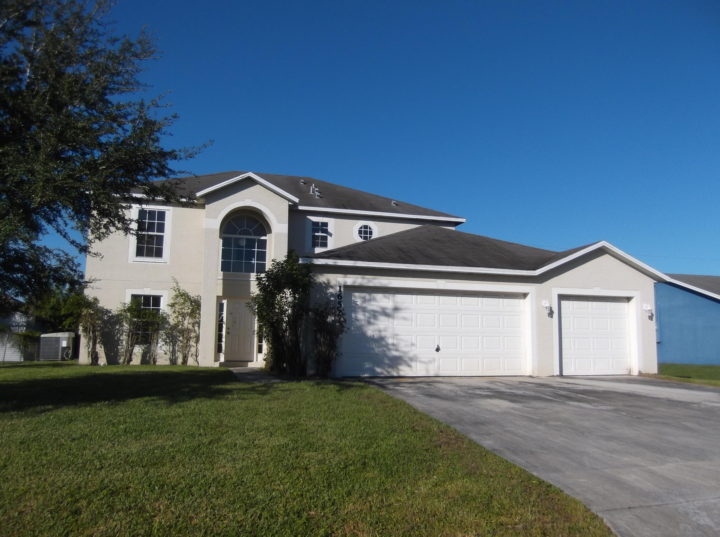 1652 Sw Mcallister Lane, Port Saint Lucie, FL 34953