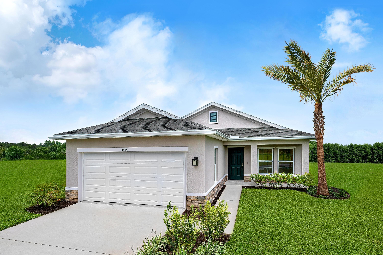 3516 Carriage Pointe Circle, Fort Pierce, FL 34981