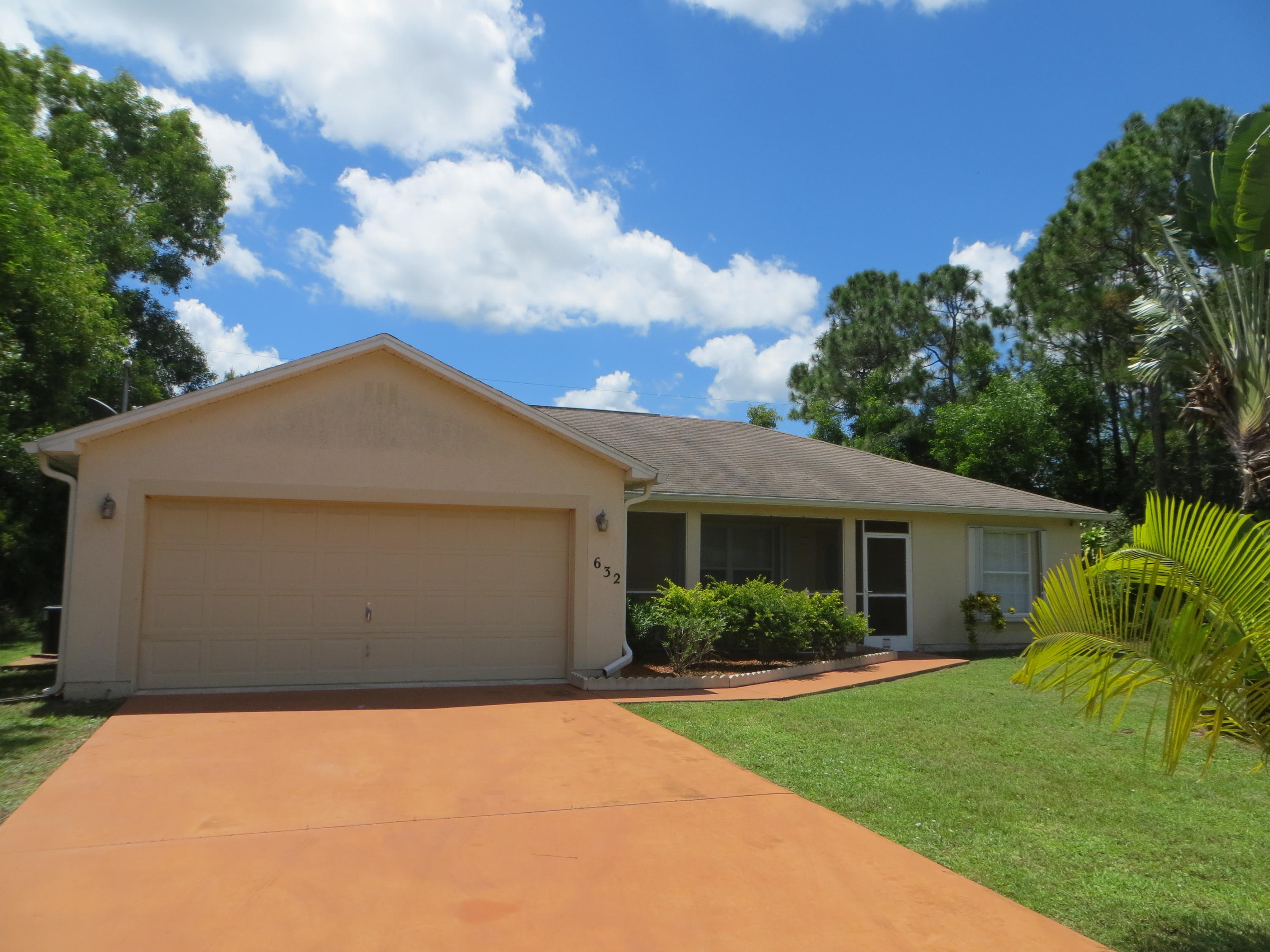 632 Se Faith Terrace, Port Saint Lucie, FL 34983