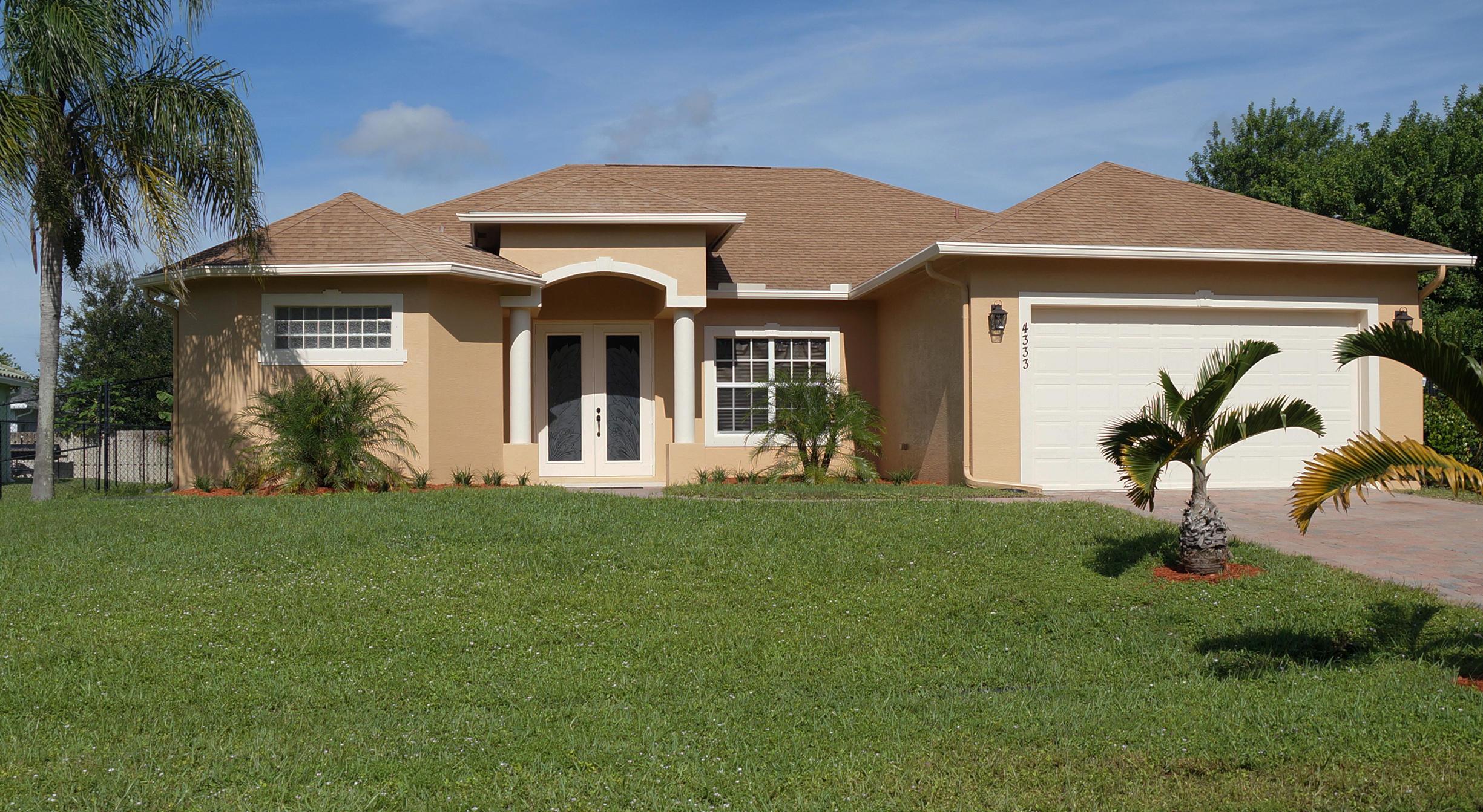 4333 Sw Jarmer Road, Port Saint Lucie, FL 34953