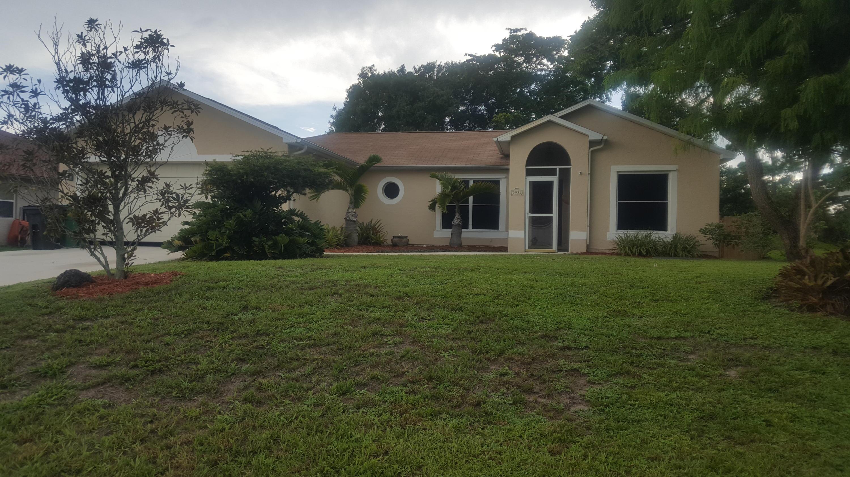 3936 Sw Jarmer Road, Port Saint Lucie, FL 34953