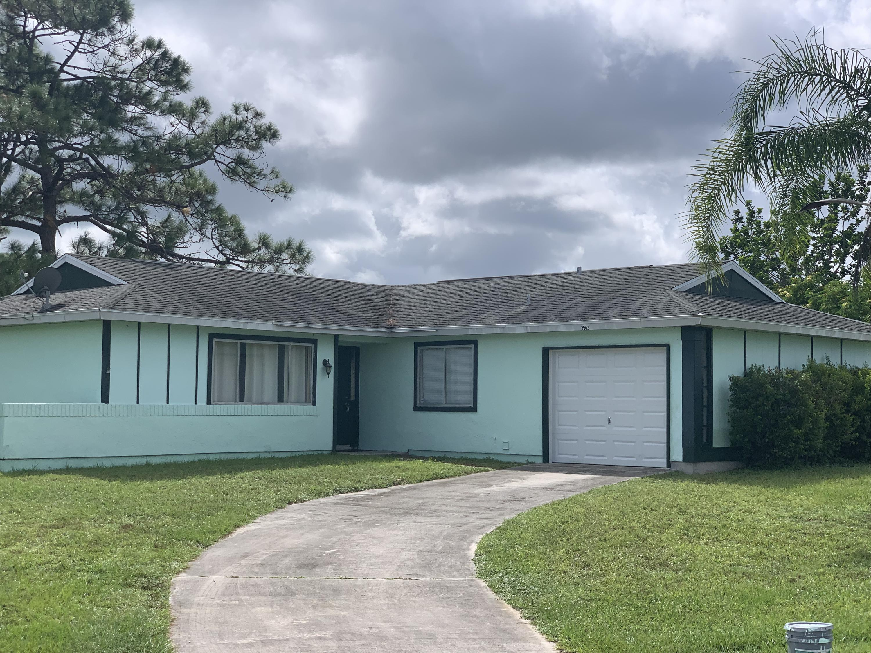 2902 Sw Birtle Court, Port Saint Lucie, FL 34953