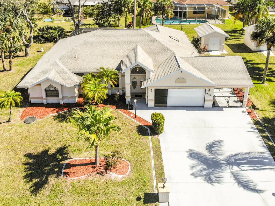 2331 Sw Blaine Terrace, Port Saint Lucie, FL 34953