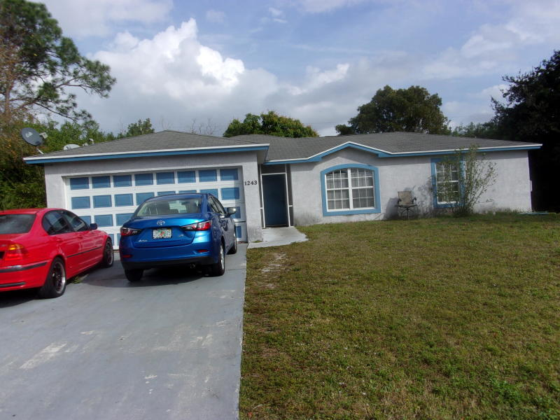 1243 Sw Empire Street, Port Saint Lucie, FL 34983