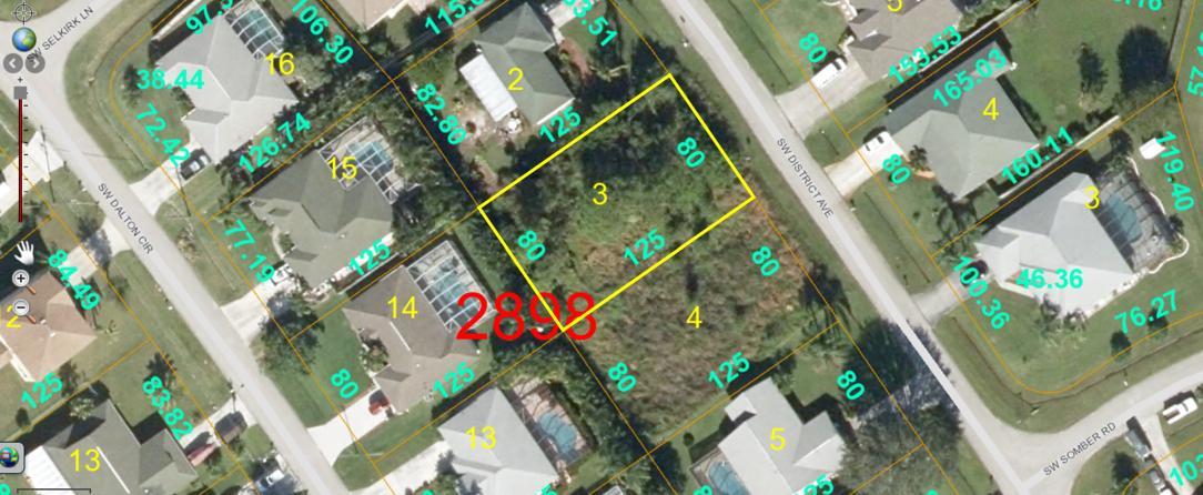 2710 Sw District Avenue, Port Saint Lucie, FL 34953