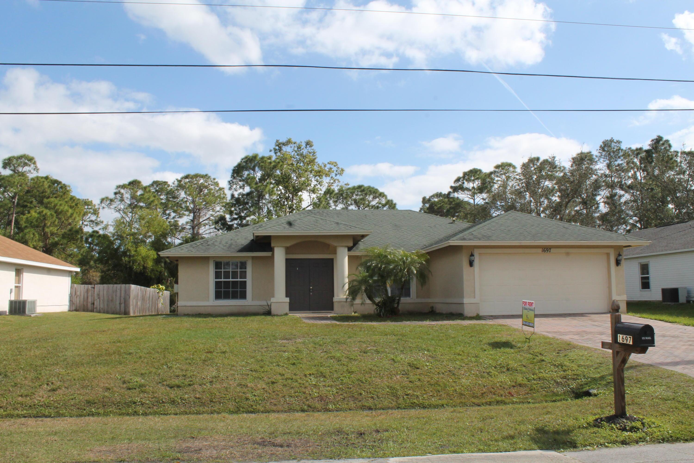 1697 Sw Chicory Terrace, Port Saint Lucie, FL 34953
