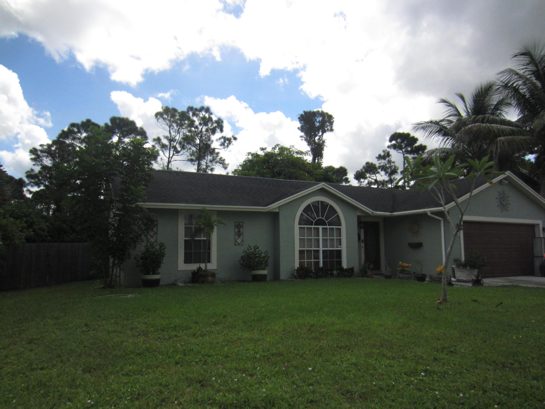 2973 Sw Collings Drive, Port Saint Lucie, FL 34953