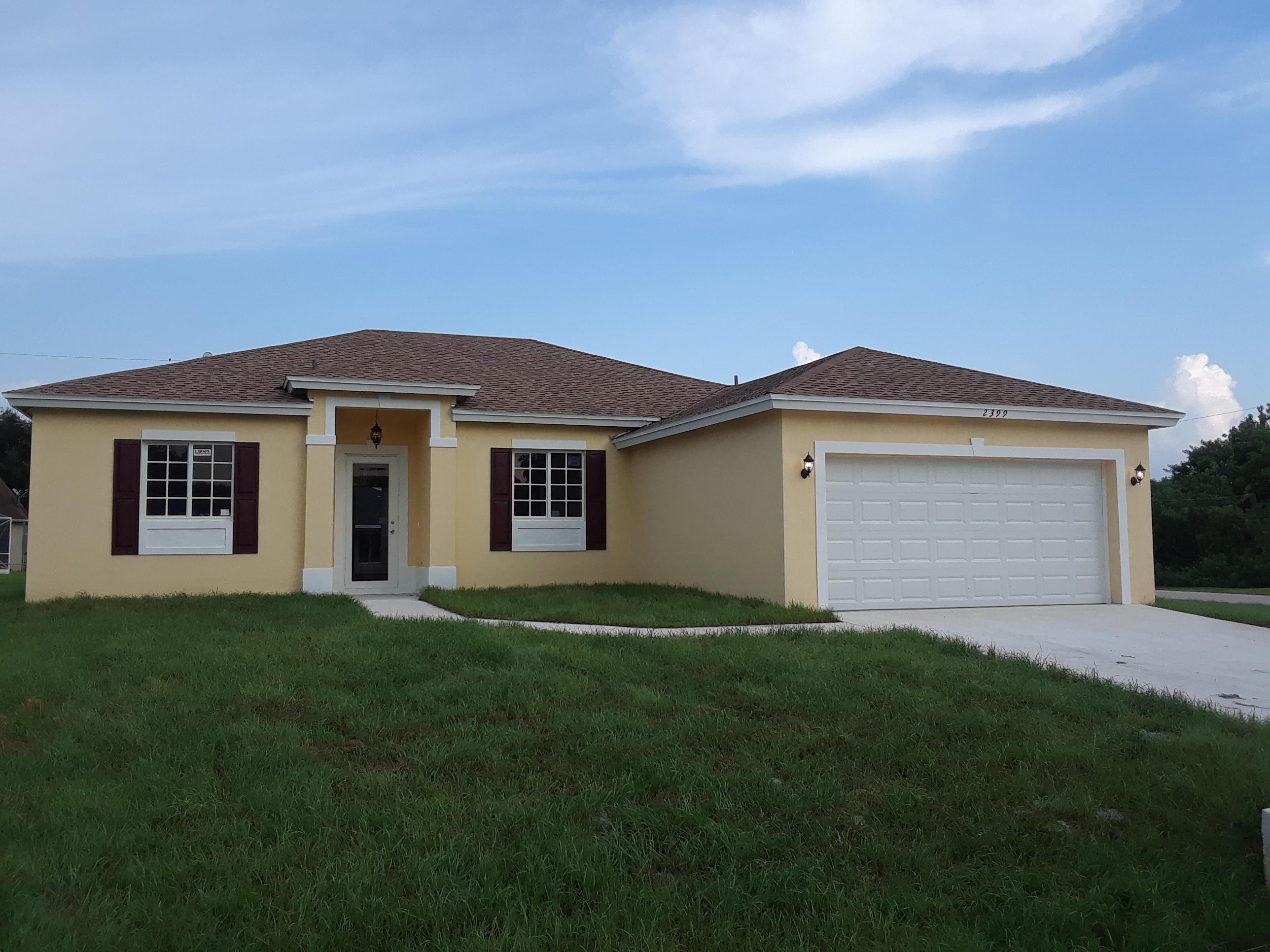 2399 Se Belvedere Street, Port Saint Lucie, FL 34953