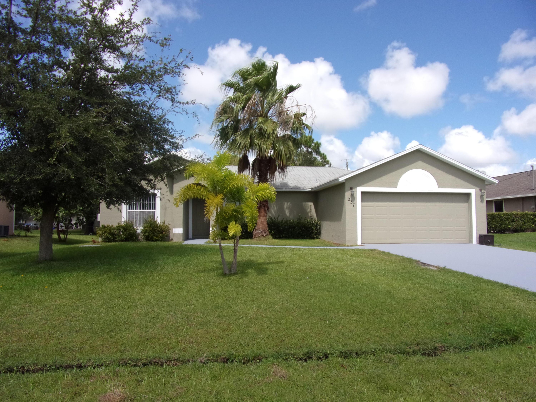 237 Sw Chelsea Terrace, Port Saint Lucie, FL 34984