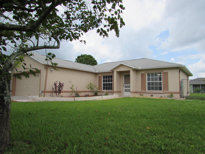 5871 Nw Hann Drive, Port Saint Lucie, FL 34986