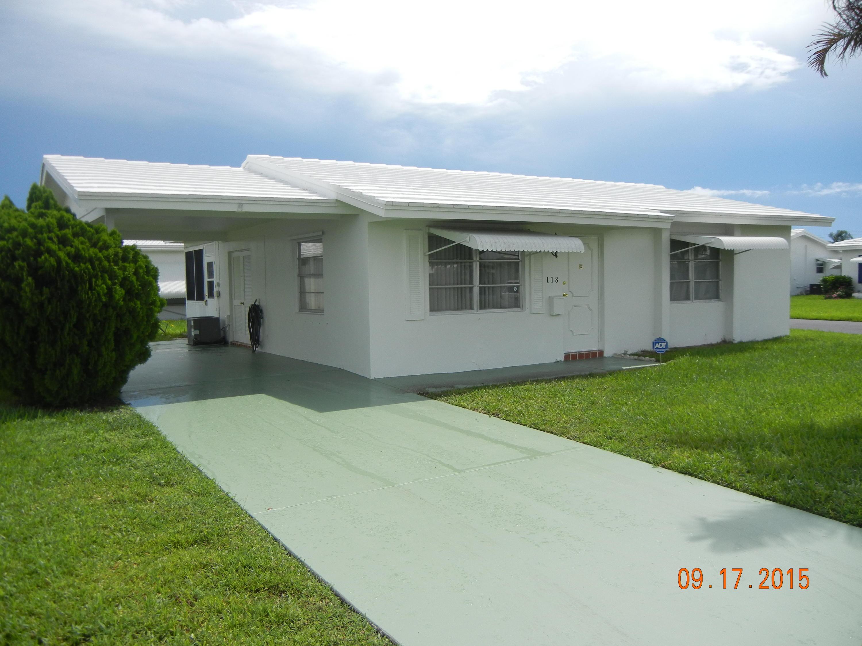 118 Nw 14th Street, Boynton Beach, FL 33426