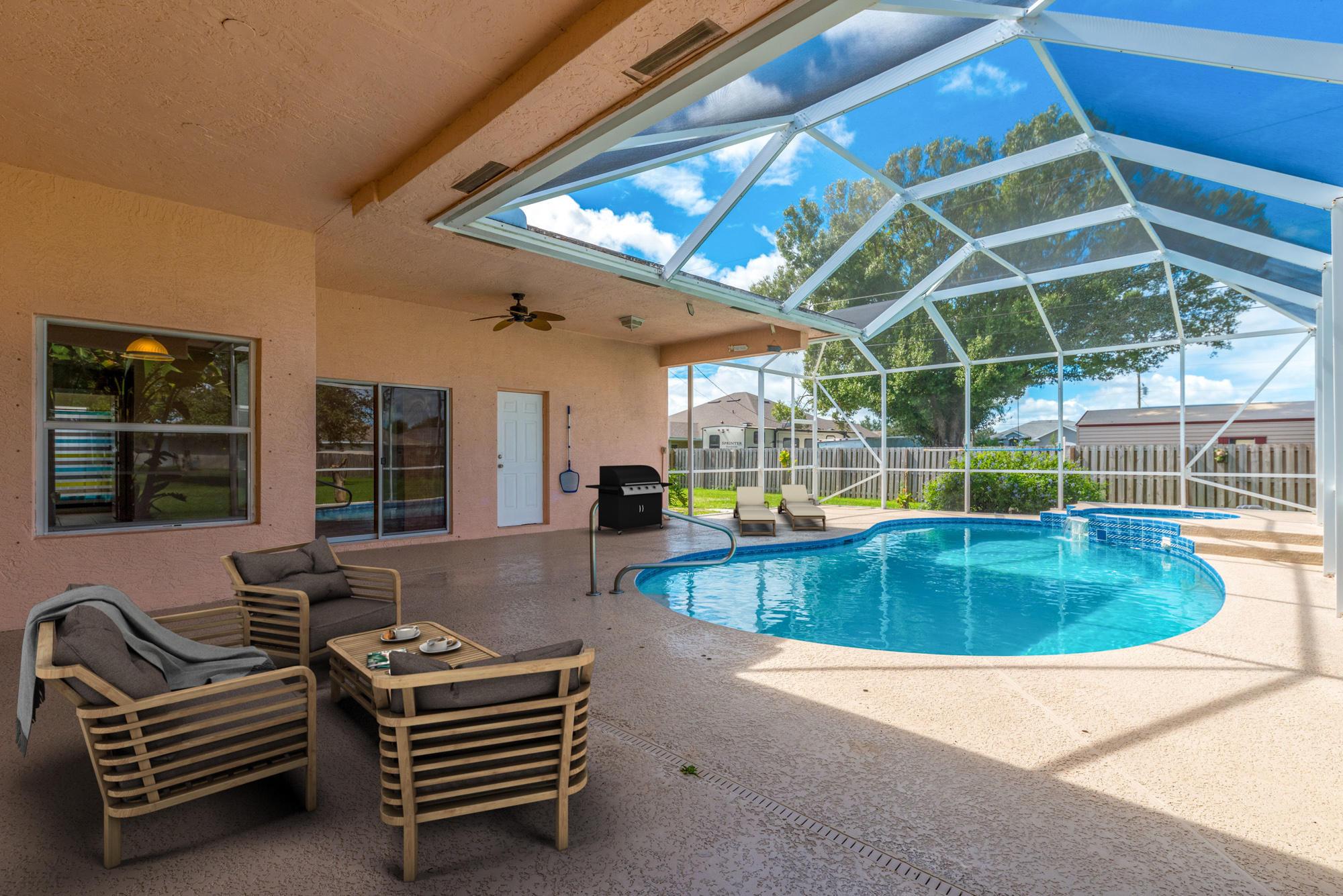3734 Sw Kaiser Street, Port Saint Lucie, FL 34953