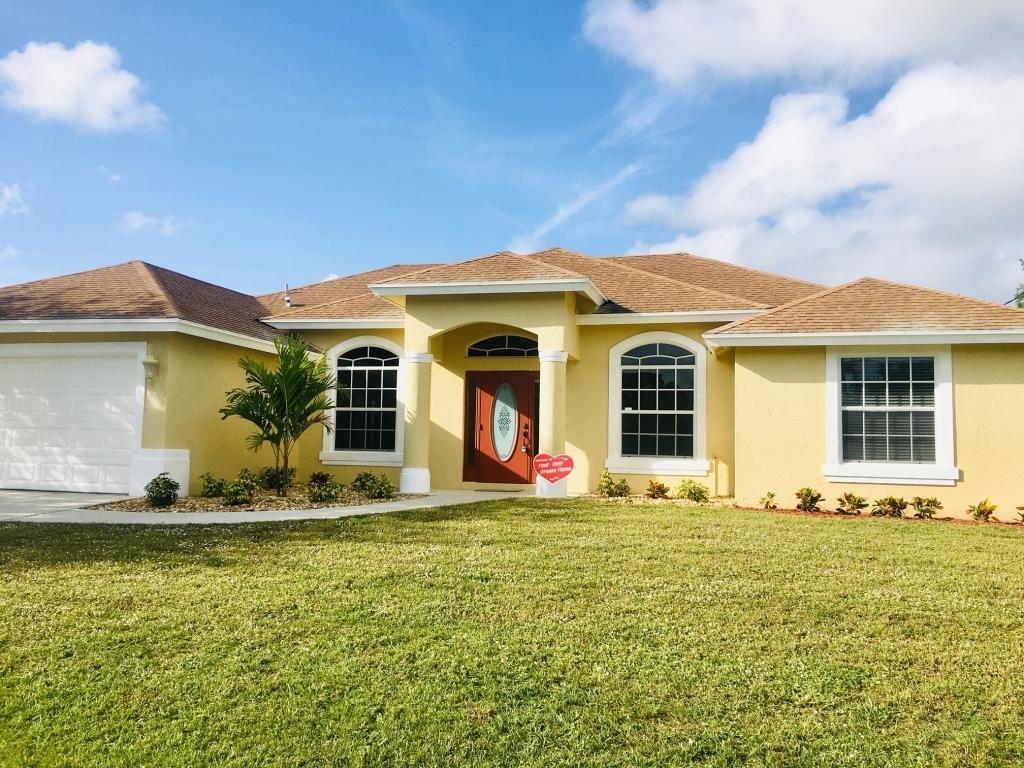 411 Sw Lairo Avenue, Port Saint Lucie, FL 34953