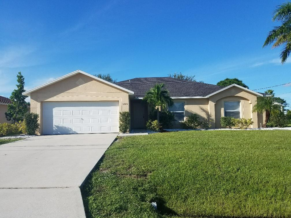5945 Nw Batchelor Terrace, Port Saint Lucie, FL 34986