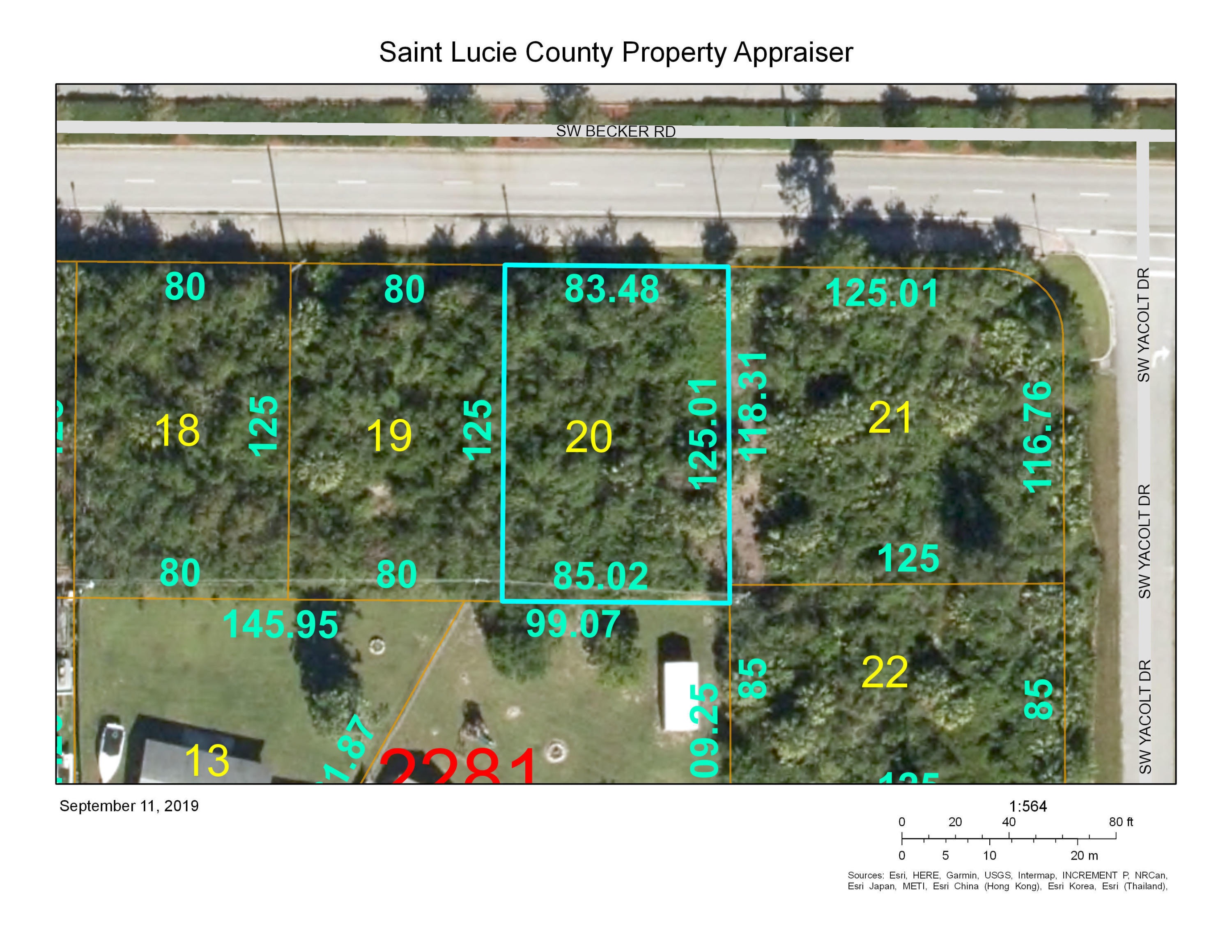 814 Sw Becker Road, Port Saint Lucie, FL 34953