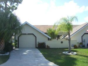 1758 Se Rycroft Court, Port Saint Lucie, FL 34952
