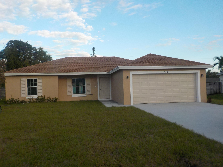 349 Nw Hibiscus Street, Port Saint Lucie, FL 34983