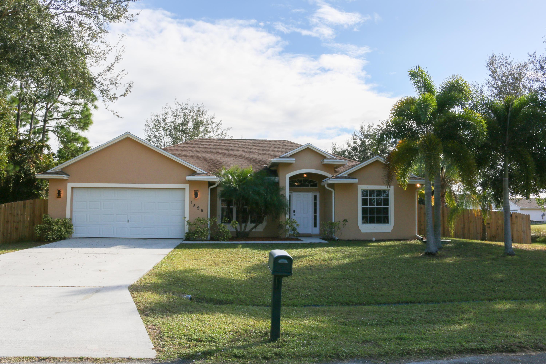 1599 Sw Byron Street, Port Saint Lucie, FL 34983