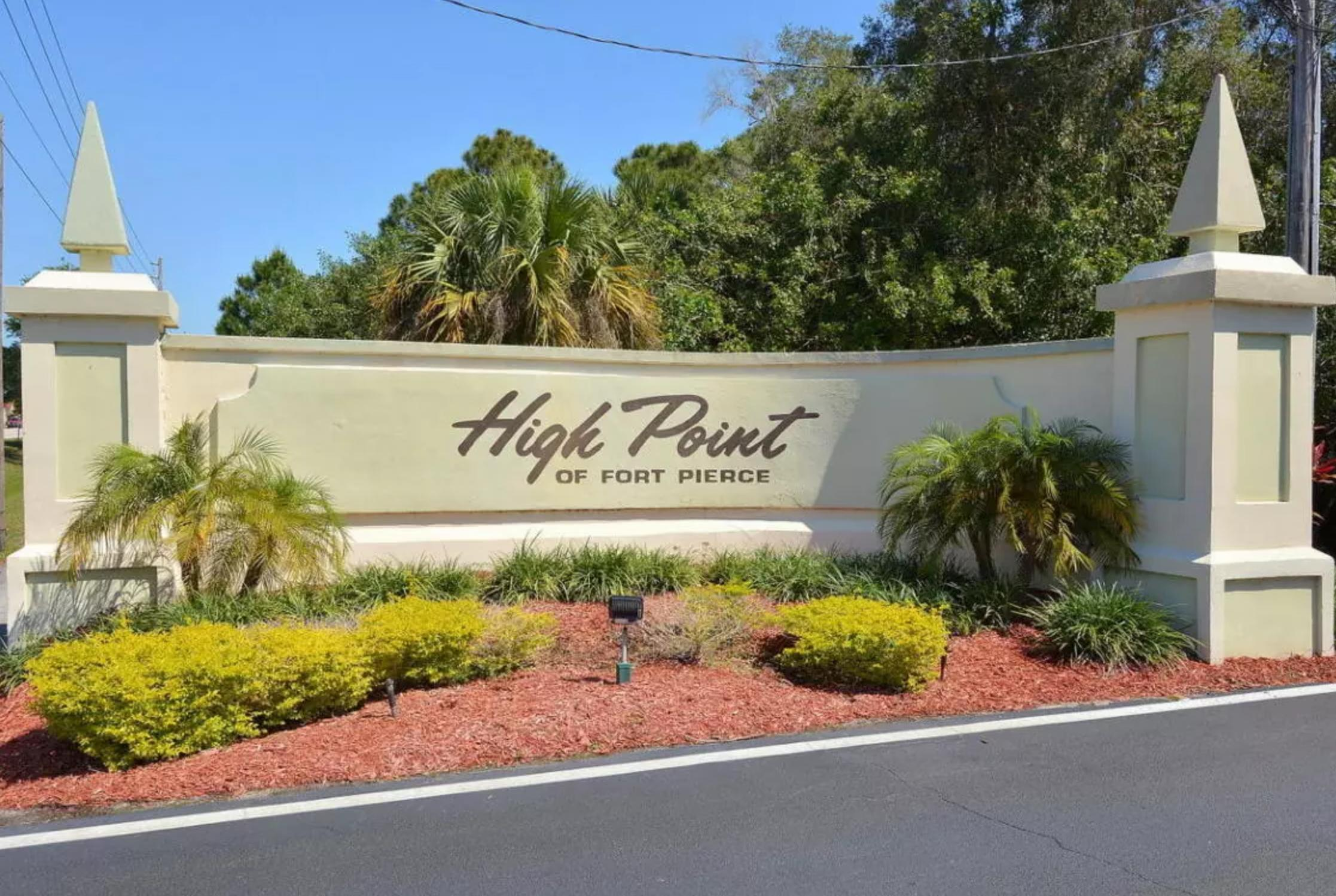 733 High Point - 2 E Boulevard, Fort Pierce, FL 34950