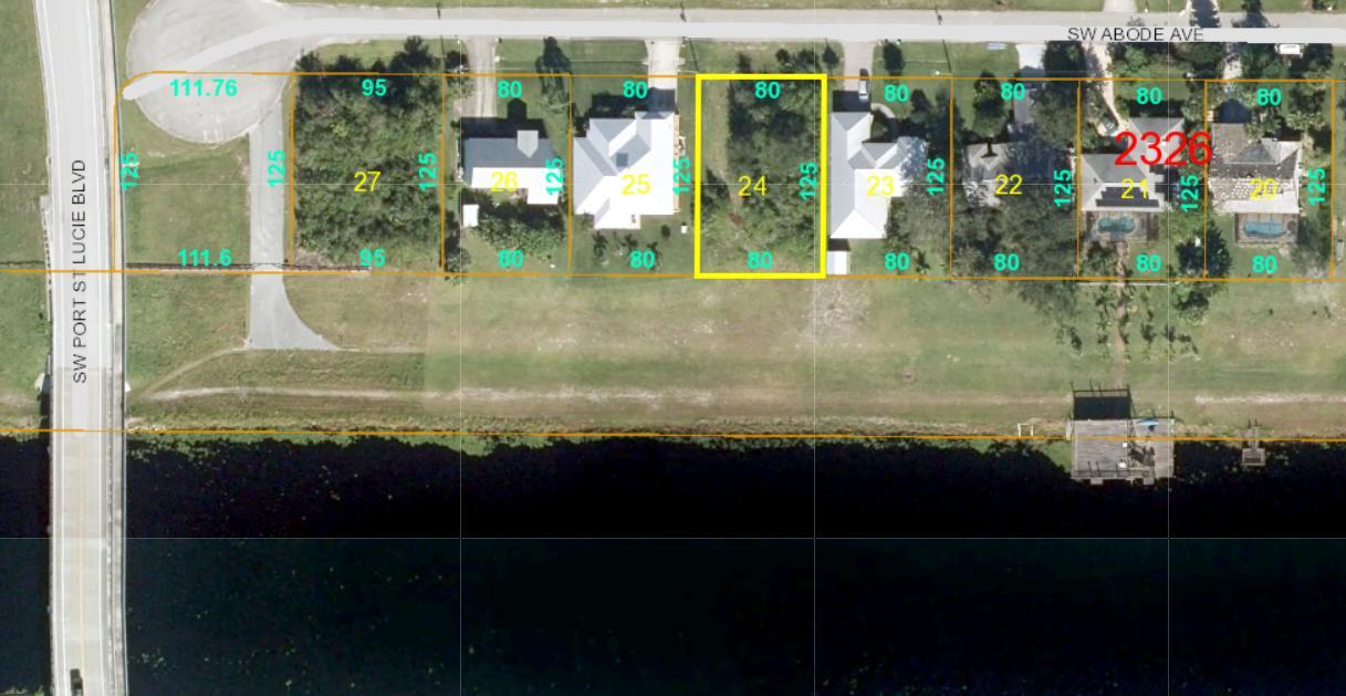 744 Se Abode Avenue, Port Saint Lucie, FL 34953