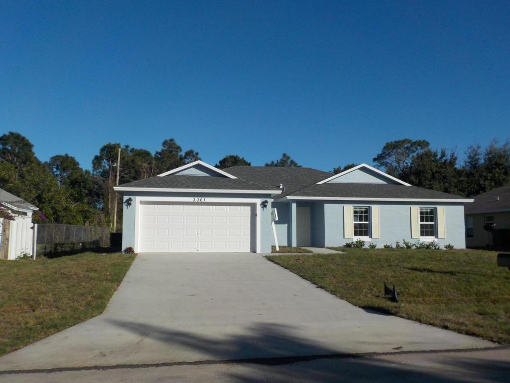 1120 Sw Ivanhoe Street, Port Saint Lucie, FL 34953